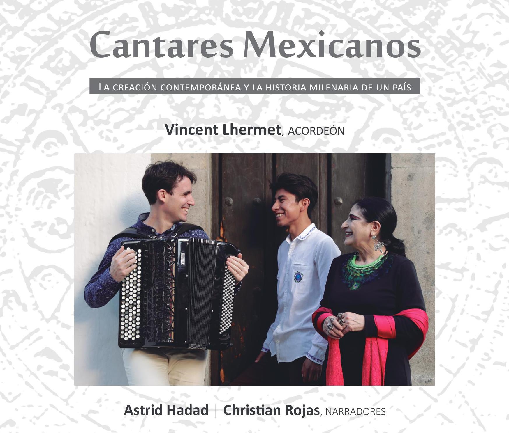 Jaquette Cantares Mexicanos-1